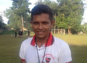 Copa Norte Sub 20, Trem inicia treinos e faz peneira para formar elenco no AP (Foto: Jonhwene Silva GE/AP)