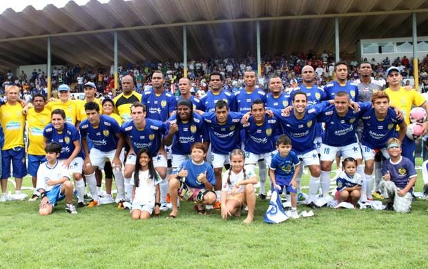 Galeria de fotos da final do 1° turno do Campeonato Amazonense (Foto: Anderson Silva/Globoesporte.com)