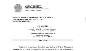 Justiça concede prisão domiciliar a presidente da Andrade Gutierrez