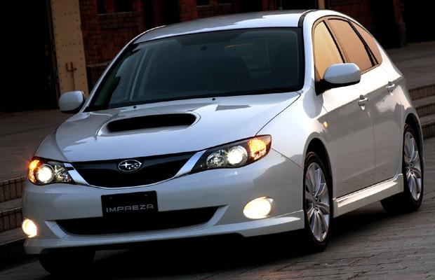 Subaru Impreza 2009 (Foto: Divulgação)