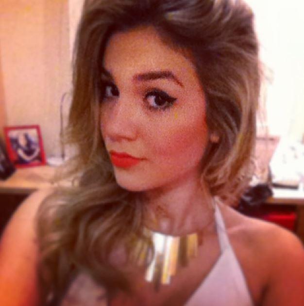 Bruna Santana, irmã do Luan Santana (Foto: Instagram / Reprodução)