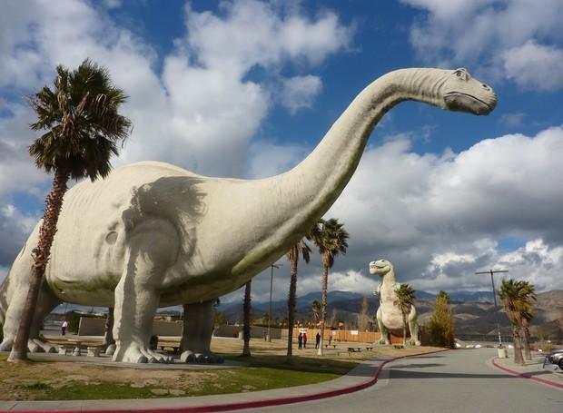 Cabazon Dinosaur Museum (Foto: Reprodução/Travels With Mai Tai Tom)
