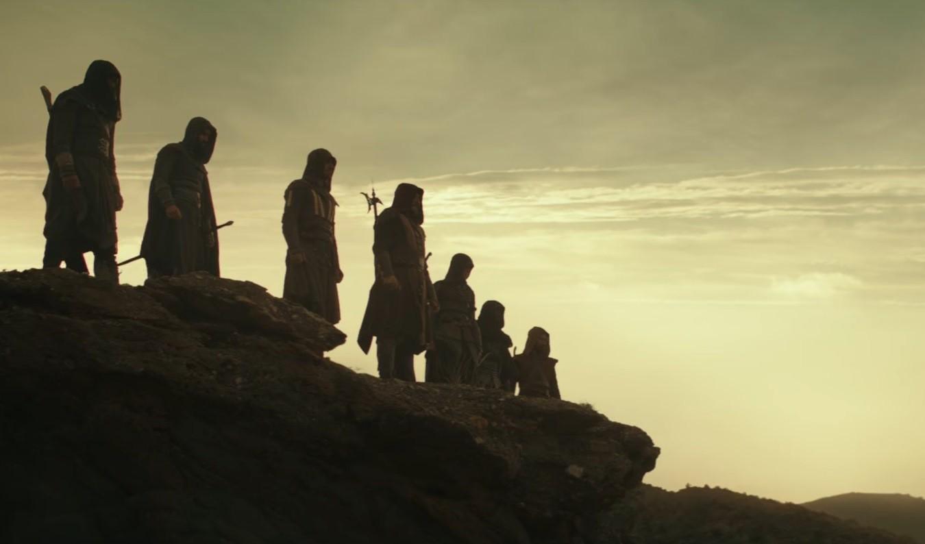 Cena de Assassin's Creed (Foto: Divulgao)
