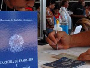 Carteira de trabalho (Foto: Marcelo Casal Jr/ Agência Brasil)