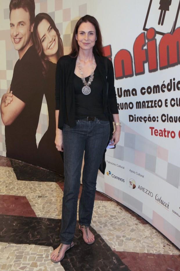 Sílvia Pfeifer (Foto: Isac Luz / EGO)