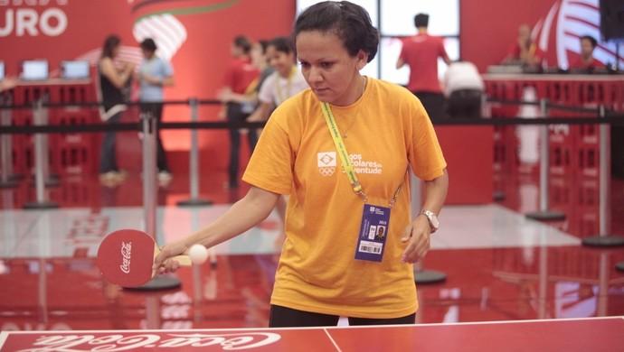 Tocha Olímpica, Jogos Escolares, Juventude (Foto: Evandro Teixeira/Divulgação)
