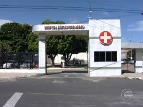 Hospital Areolino de Abreu (Foto: Reprodução/TV Clube)