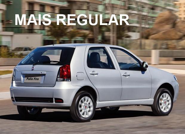 Fiat Palio - Mais vendidos por estado (Foto: Divulgação)