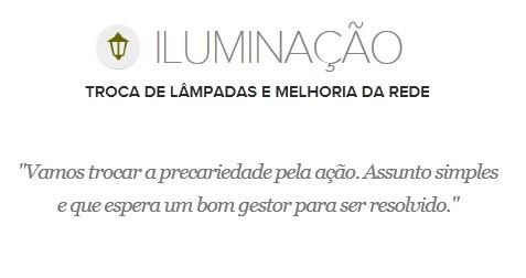 Proposta de Edivaldo Holanda para a Iluminação (Foto: G1 Maranhão)