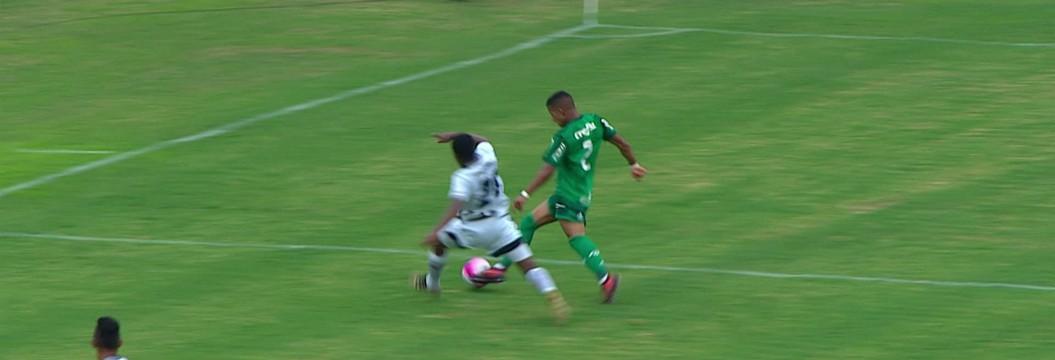 Palmeiras x Botafogo-PB - Copa SP de Futebol Júnior 2018 ... 8bbeaf560794f