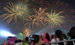 Festa de Ano Novo nas Filipinas deixa mortos e centenas de feridos