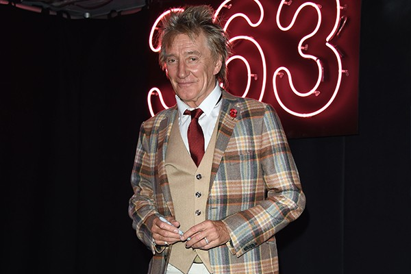 O cantor Rod Stewart (Foto: Getty Images)