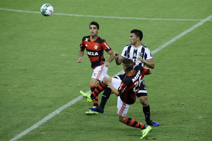 Paquetá Flamengo (Foto: LC MOREIRA/ESTADÃO CONTEÚDO)