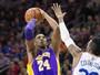 Kobe Bryant aponta top 5 de lendas da NBA e se coloca fora da lista