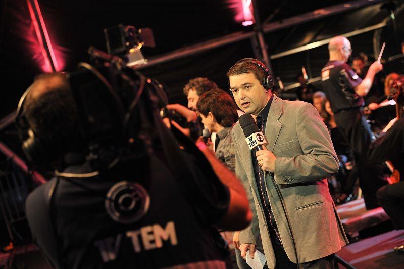 Show TV TEM 10 Anos em Votorantim (Foto: Elson Yabiku / TV TEM)