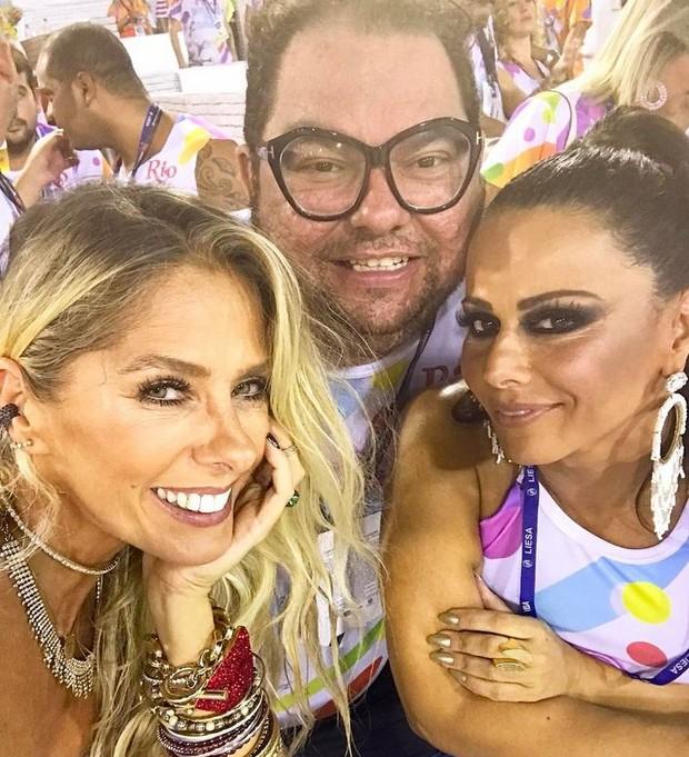 Adriane Galisteu e Viviane Araujo (Foto: Instagram / Reprodução)