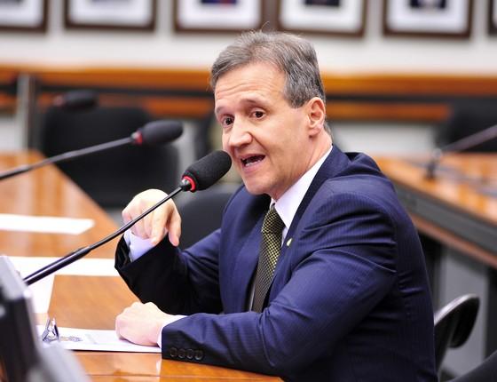 O deputado Aluísio Mendes (PSDC-MA)  (Foto: Zeca Ribeiro / Câmara dos Deputados)