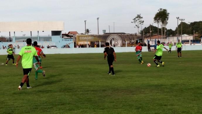 ASA goleia equipe amadora em segundo teste antes do Campeonato Alagoano (Foto: Victor Hugo / Ascom ASA)