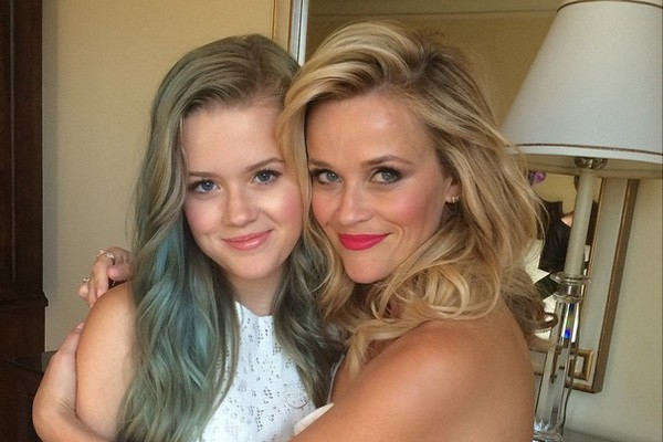 Ava Phillippe e Reese Witherspoon (Foto: Instagram)