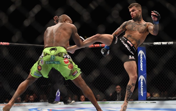 Marcus Brimage x Cody Garbrandt - UFC 182 (Foto: GettyImages)