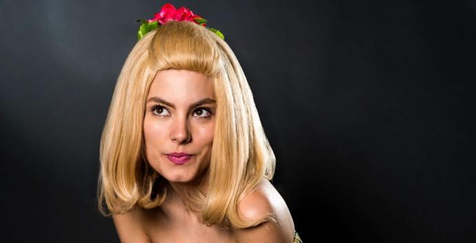 Bruna Hamú como Babalu (Foto: Ellen Soares / Gshow)