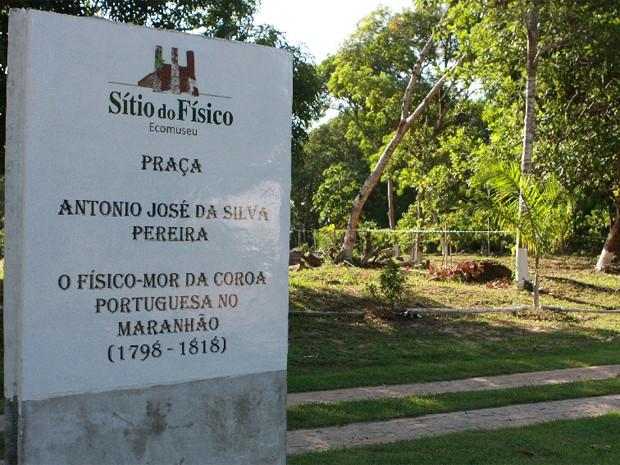 Sítio do Físico -Ecomuseu (Foto: Flora Dolores / O Estado)
