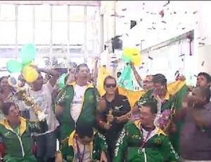 Bocha Acre Campeão (Foto: Reprodução TV Acre)