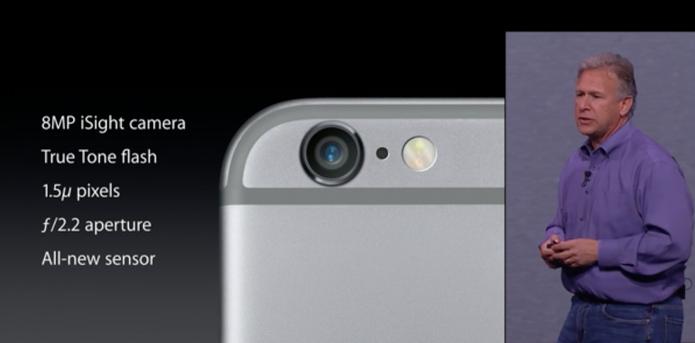 Novos iPhones tem câmeras otimizadas (Foto: Reprodução/Apple)