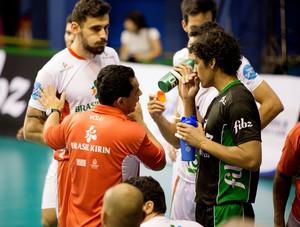 Campinas Vôlei Alexandre Stanzioni (Foto: Divulgação/ Brasil Kirin)
