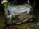 Acidente na BR-050 deixa seis pessoas mortas e três feridas, em GO