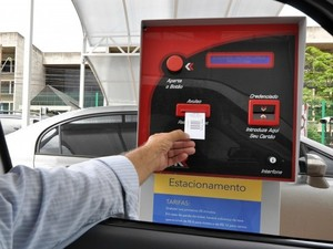 Shopping em Cuiabá suspendeu cobrança de multa por perda de ticket. (Foto: Tchélo Figueiredo/Secom Cuiabá)