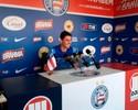 Nono atacante do ano, Alessandro é apresentado como esperança de gols