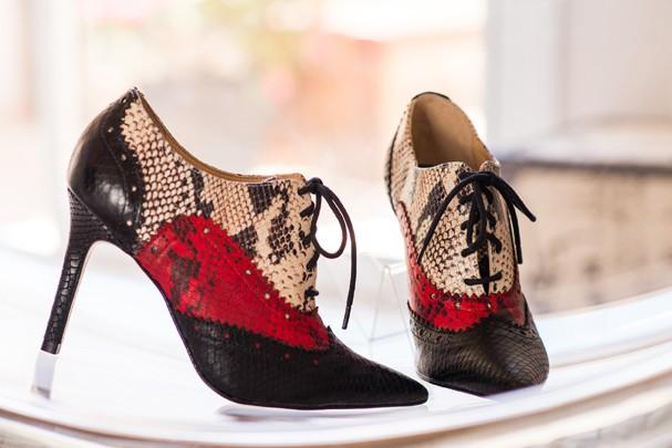 A 33e34 faz sapatos só para quem tem pés pequenos (Foto: Divulgação)