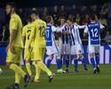 Real Sociedad sai na frente, Villarreal só empata e dá adeus à Copa do Rei