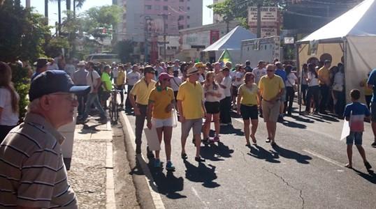 Rio Preto, protesto