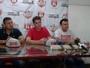 Olho na elite! Guarani-MG apresenta técnico Flávio Lopes e preparadores