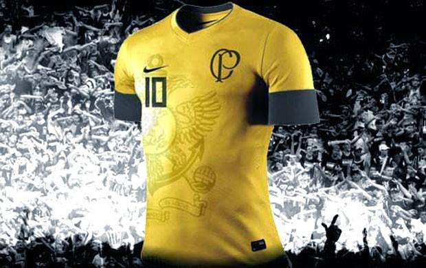 camisa Corinthians comemorativa (Foto: Divulgação)