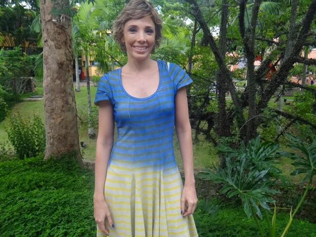 Rita Elmôr entra para o elenco de Salve Jorge (Foto: Salve Jorge/TV Globo)