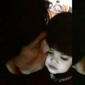 Kendall Jenner com o pai (Foto: Reprodução/Instagram)