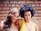Depois de briga em elevador, Beyoncé e irmã posam juntas