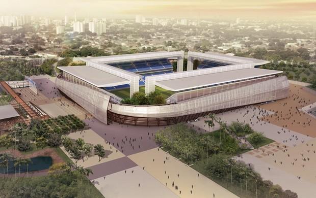 Arena Pantanal (Foto: Divulgação)