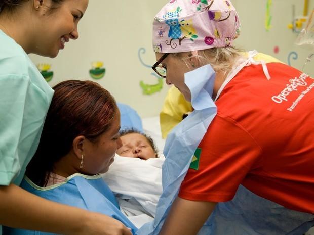 Operação Sorriso (Foto: Milene Rinaldi)