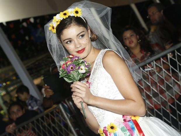 Sophie Charlotte  (Foto:  Roberto Filho/AgNews)
