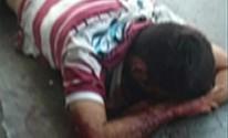Homem é espancado na rodoviária de Mogi após denúncia de pedofilia (Reprodução/TV Diário)