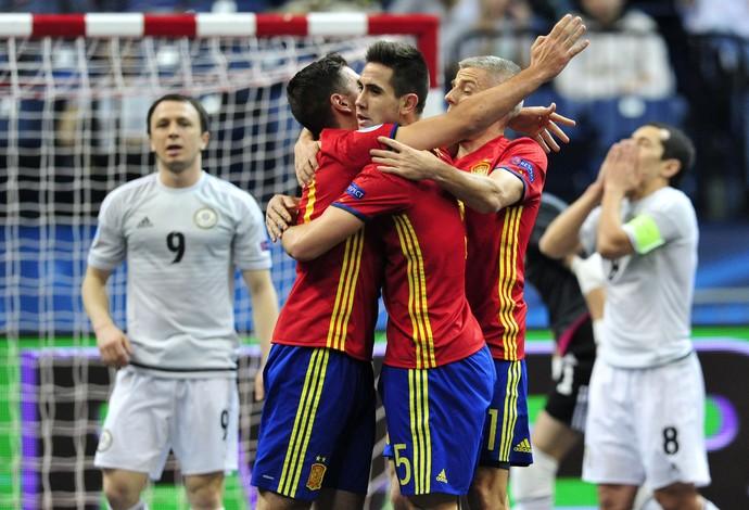 Espanha elimina o Cazaquistão e faz a decisão da Euro Futsal com a ... a6cad06dbffc9