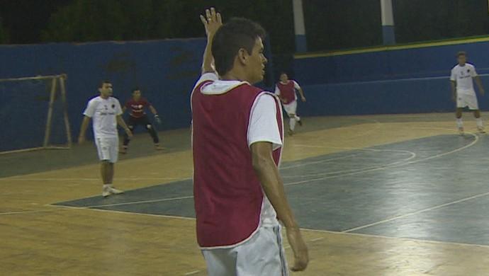 Equipe Dal Molim encara a Taça Brasil de Futsal em Pernambuco (Foto: Reprodução/TV Rondônia)