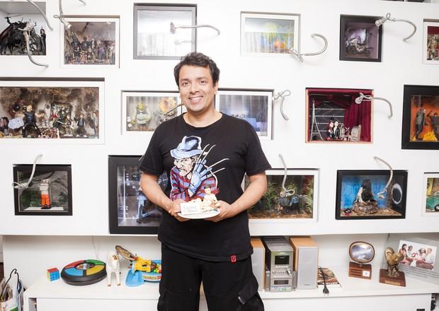 Rodrigo Fagundes (Foto: Anderson Barros / EGO)