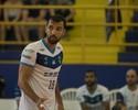 Mário Junior revela problemas fora de quadra no São José Vôlei após queda