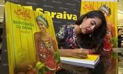 """Aprovado: Bela Gil contou sobre o seu livro """"Bela Cozinha""""  (TV Bahia)"""