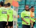 Sem mistério: Figueirense tem volta  de Carlos Alberto diante do São Paulo